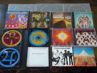 Earth, Wind & Fire CDs