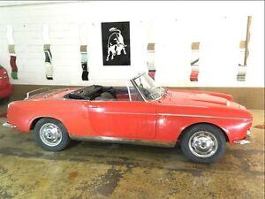 1959 Fiat Spider 1200 Veture Speciale