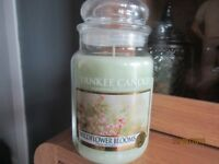 Large Yankee Candle jars (623g). x 3. New and unused