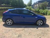 ford focus st 3 2005 performance blue 2.5