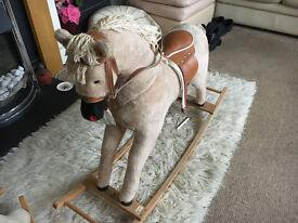Elfs toys ltd rocking horse