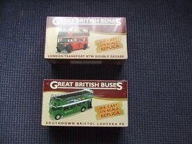 Model Buses