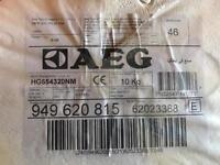 AEG 60cm Gas Hob Brand New