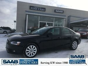 2013 Audi A4 ONE OWNER NO ACCIDENTS AWD QUATTRO NAVIGATION LEAT