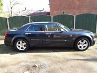 Chrysler 300C CRD 2010 89k on the clock 12 months MOT