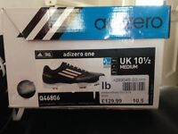 Adizero one golf shoes £45