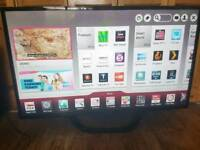 42 LG 3D LED Smart TV 1080p Full HD tv with built in Wifi,