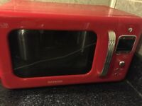 Daewoo microwave defrost and grill