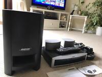 Bose 321 DVD surround sound system vgc