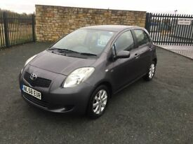 2008 58 TOYOTA YARIS TR D-4D *DIESEL* - MAY 2018 M.O.T - COMPREHENSIVE HISTORY - GOOD EXAMPLE!