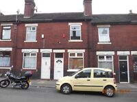 LET BY - 2 BEDROOM PROPERTY - FENTON - STOKE ON TRENT - DSS ACCEPTED