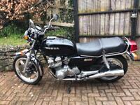 Honda CB750 KZ motorcycle