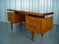 G-Plan Dressing Table Retro Desk Mid Century Furniture