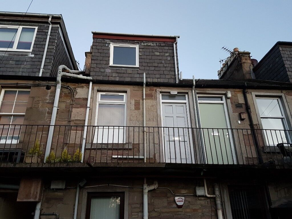 BRIGHT, SPACIOUS ONE BED FLAT FOR RENT CENTRAL BROUGHTY ...