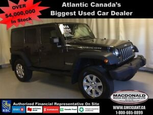 2014 Jeep Wrangler Unlimited Rubicon REDUCED!