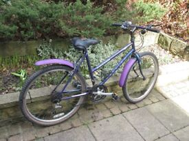 Lady's or Girl's Bicycle