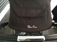 Used SilverCross Pram with all accessories