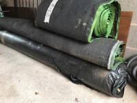 Artificial Grass totalling 13.5m2 £70