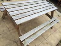 Picnic table / picnic bench (possible delivery)