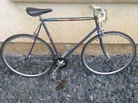 Retro Peugeot road bike single speed/ fix is 26in £130ono