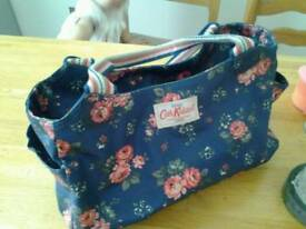 Kath kidson hand bag flower