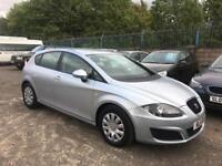2011 SEAT LEONE 1.6TDI 5DOOR HATCHBACK, ONE OWNER,FSH, LONG MOT, EXCELLENT CONDITION