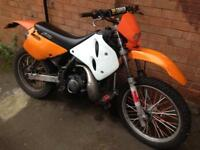 Ktm lc2 125 /may swap px