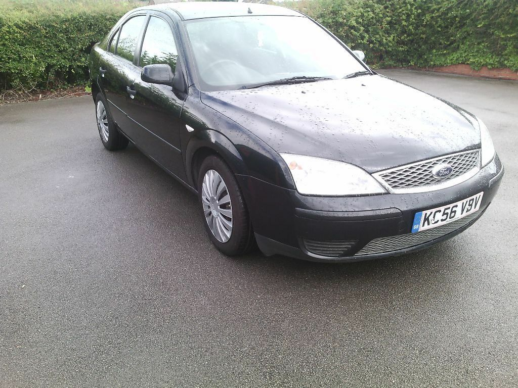 2007 ford mondeo 1 8 lx in rotherham south yorkshire gumtree. Black Bedroom Furniture Sets. Home Design Ideas