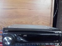 """Jvc"" car cd/radio/car/van"