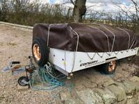 Conway Camargue Trailer tent