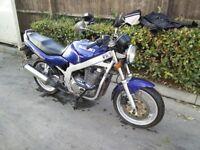 Suzuki gs500e low miles
