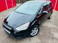 Ford S Max Zetec - Low Mileage - 7 Seater - Excellent