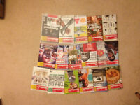 New Internationalist magazines