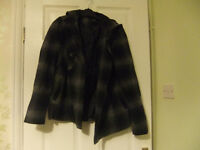 George Check Jacket/Coat Size 10