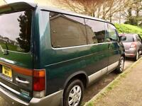 Mazda Bongo 11 month MOT