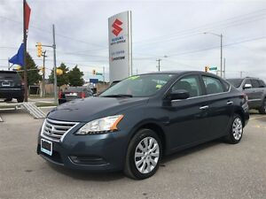2015 Nissan Sentra S ~Exceptionly Clean Unit ~Fuel Miser