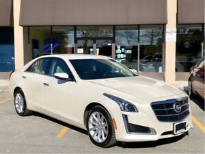 2014 Cadillac CTS 4 AWD 2.0L Turbo with NAVIGATION