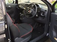 FIAT 500 Lounge 15 plate 5450miles