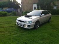 Subaru impreza uk 2000 classic