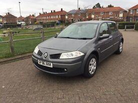 Car for sale Renault megane 2006 diesel 1.5 5 door miles 81000 mot 09/10/2017 Tax 1 years £30 £1165
