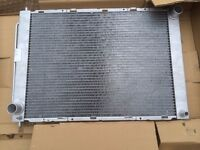 Renault Clio mark three combined air con and coolant radiator (new)