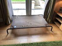 Coolaroo Raised Dog Bed