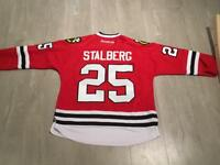Viktor Stålberg Stalberg Chicago Blackhawks NHL Ice Hockey Jersey