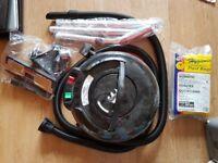 henry Vacuum Cleaner 2 speed new 3 Metre Hose new Brushes new Rods Tool Kit 10 Bag