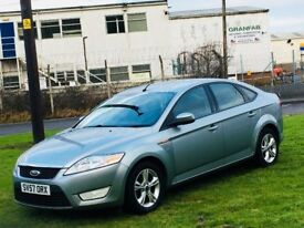 Diesel FORD MONDEO Zetec 140 TDCi in excellent condtition FSH Long MOT - AWESOME MPG