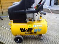 25ltr compressor (spares or repair)