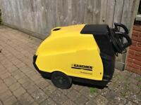 Karcher hot & cold power washer