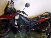 Derbi Terra 125 Spares or repair
