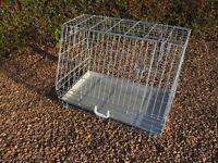 Dog Crate for Hatchback or Estate Cars