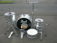 Vintage Maxwin (Pearl) Drum Kit with Rogers Heads